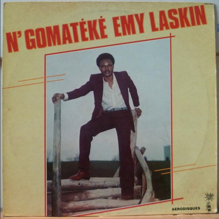 N'GOMATEKE EMY LASKIN S/T Nzanza