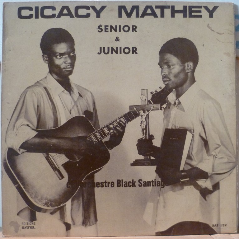 CICACY MATHEY SENIOR & JUNIOR & BLACK SANTIAGO S/T Bazooka