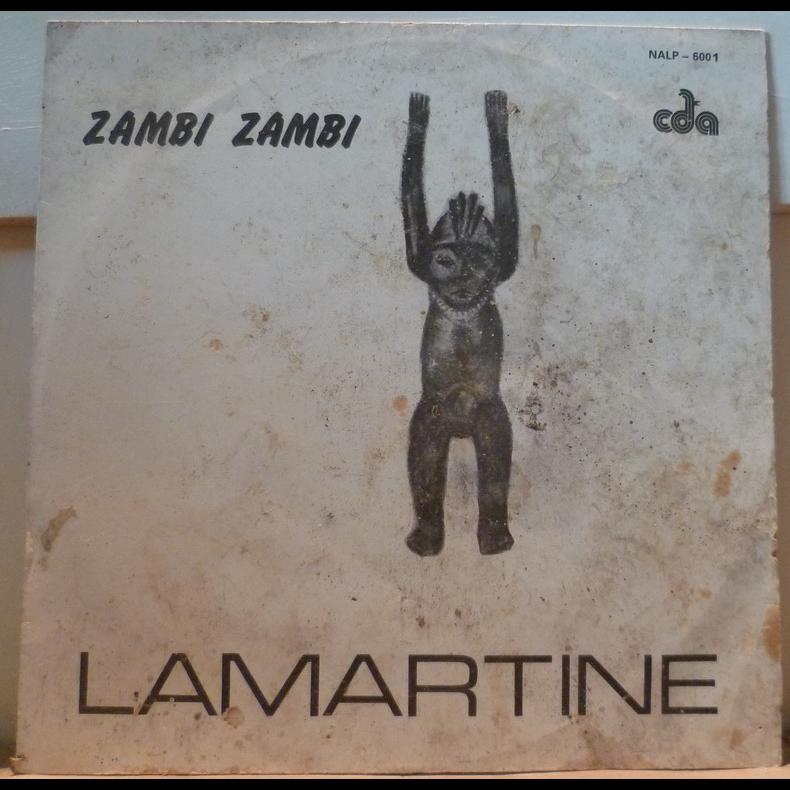 LAMARTINE Zambi zambi