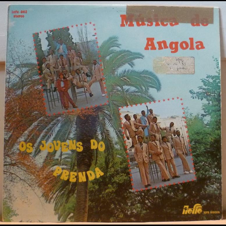 OS JOVENS DO PRENDA Musica de Angola
