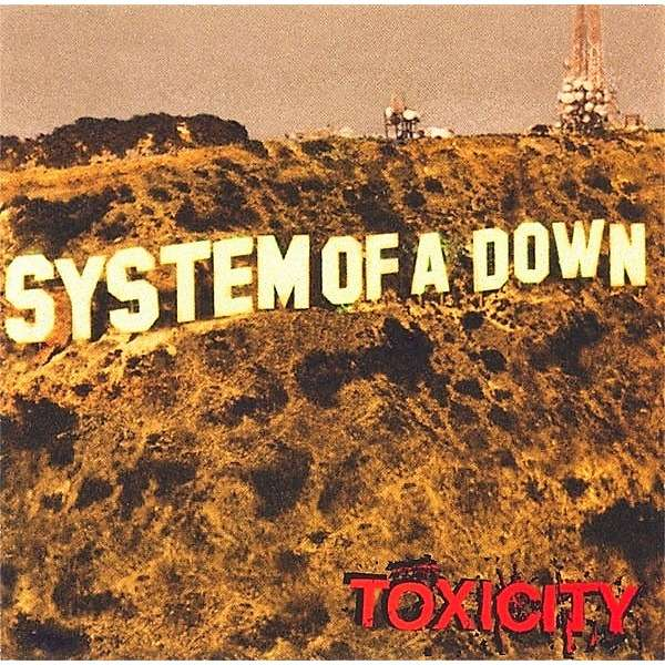 System Of A Down ‎ Toxicity (lp) Ltd Edit Colour Vinyl -E.U
