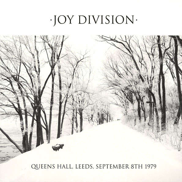 Joy Division Queens Hall, Leeds, September 8th 1979 (lp)