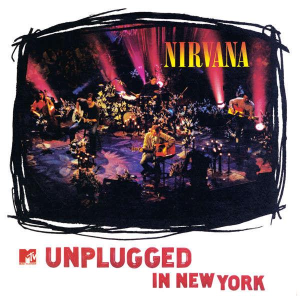 Nirvana MTV Unplugged In New York (lp)