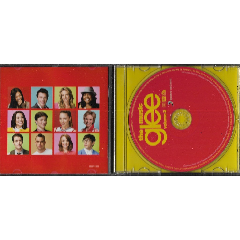 THE MUSIC GLEE SEASON 1 VOLUME 2
