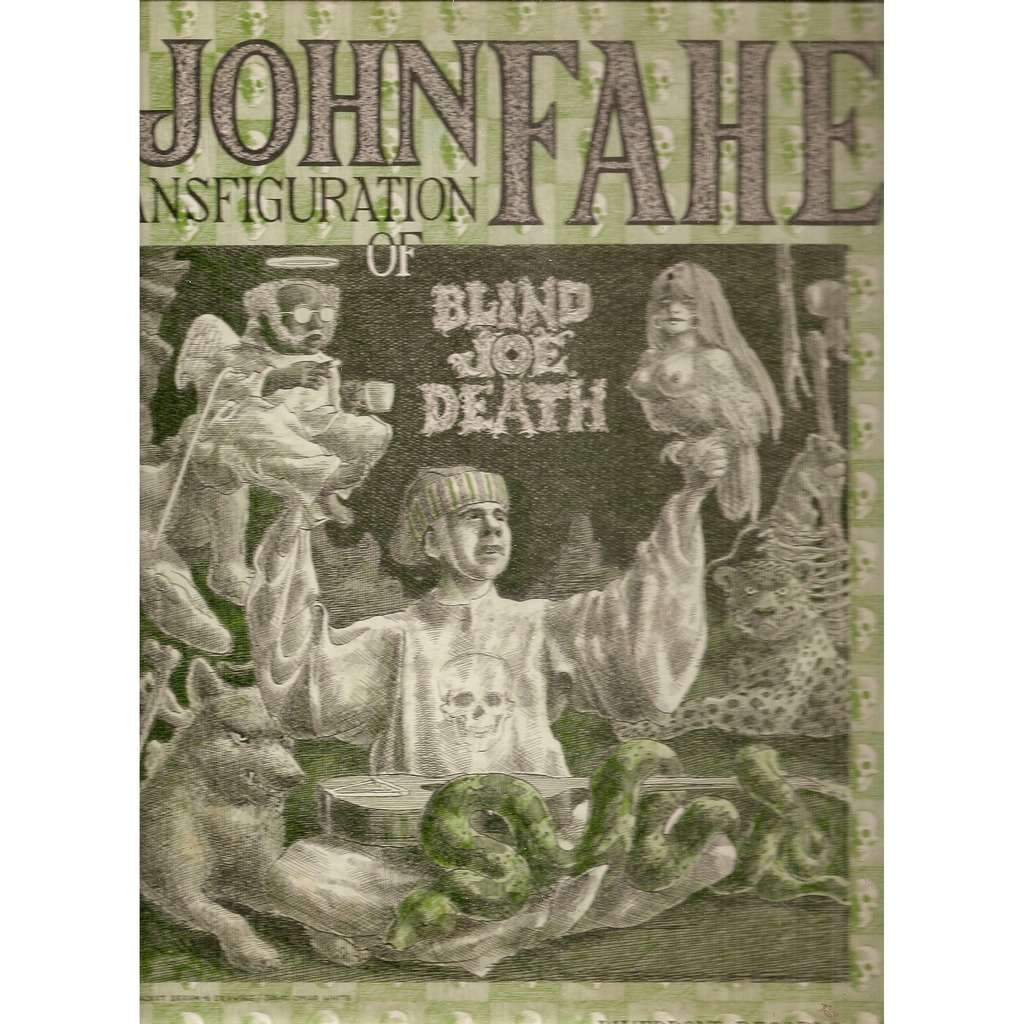 John Fahey ‎ Volume 5 - The Transfiguration Of Blind Joe Death