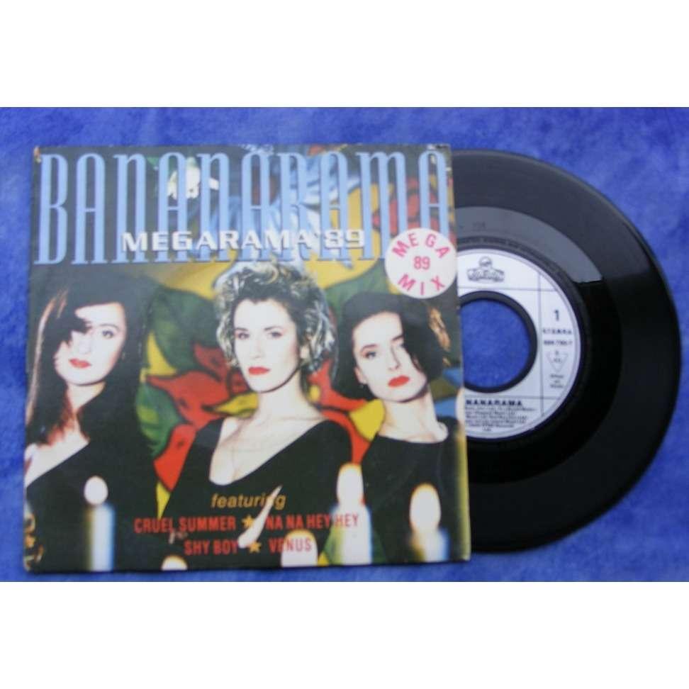 Bananarama Megarama '89