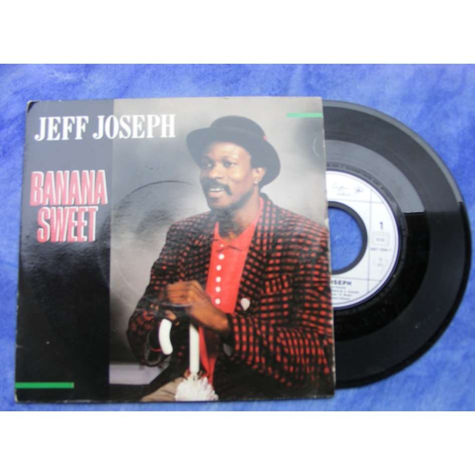 jeff joseph banana sweet / rock my soul
