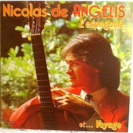Nicolas De Angelis L'espagnole Et... Voyage