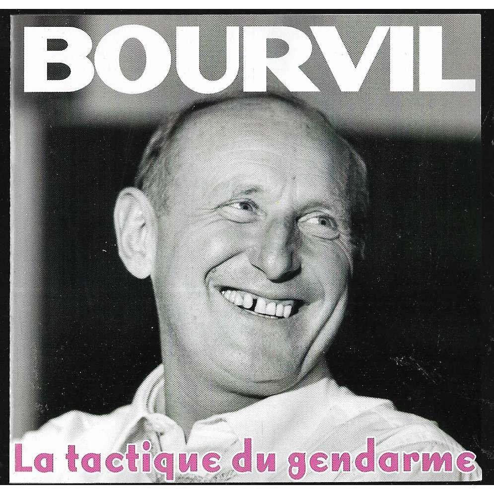 Bourvil La tactique du gendarme