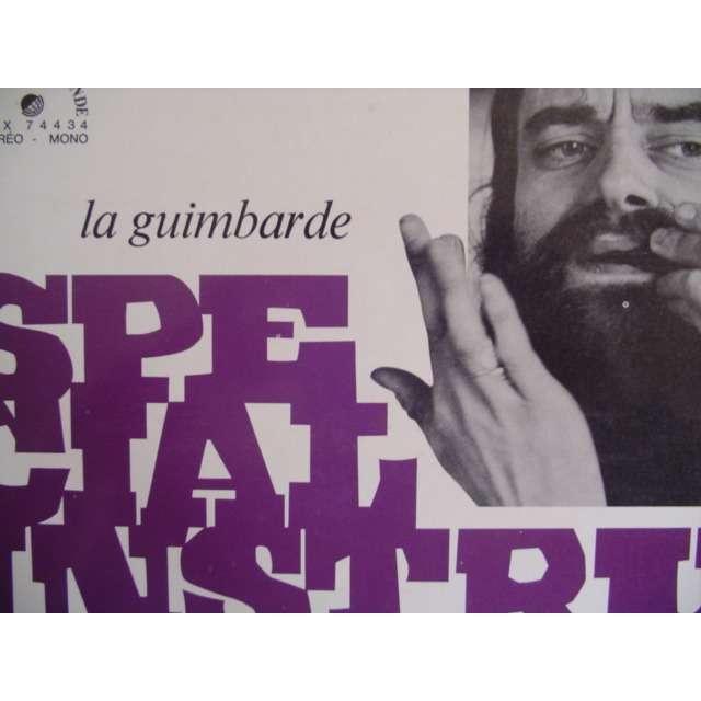 JOHN WRIGHT LA GUIMBARDE - SPECIAL INSTRUMENTAL