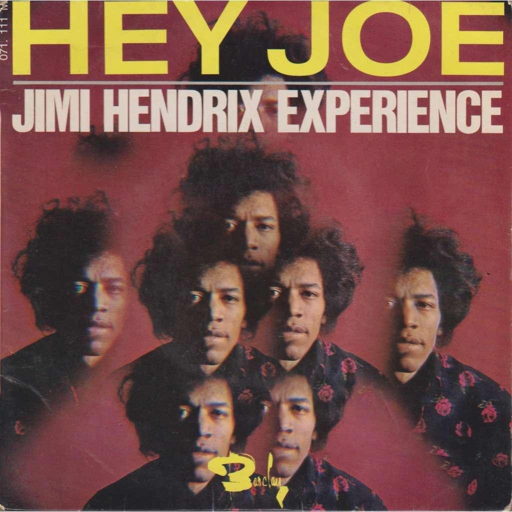 how to play hey joe by hendrix