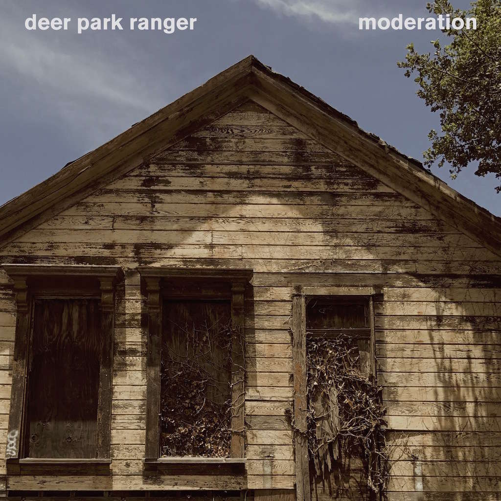 Fluttery Records : Deer Park Ranger Moderation - CD