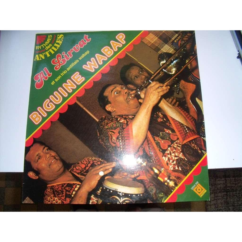 Al Lirvat & son Orchestre Wabap biguine wabap