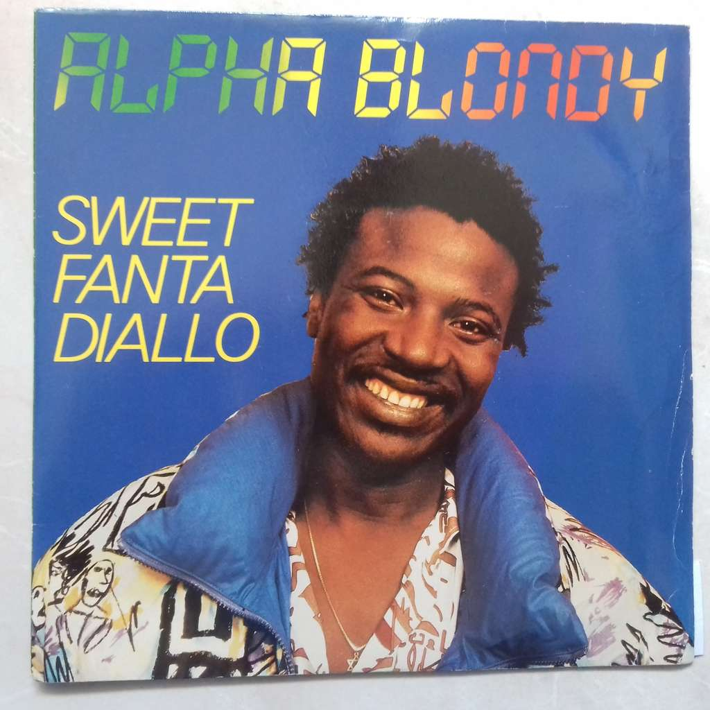 alpha blondy sweet fanta diallo