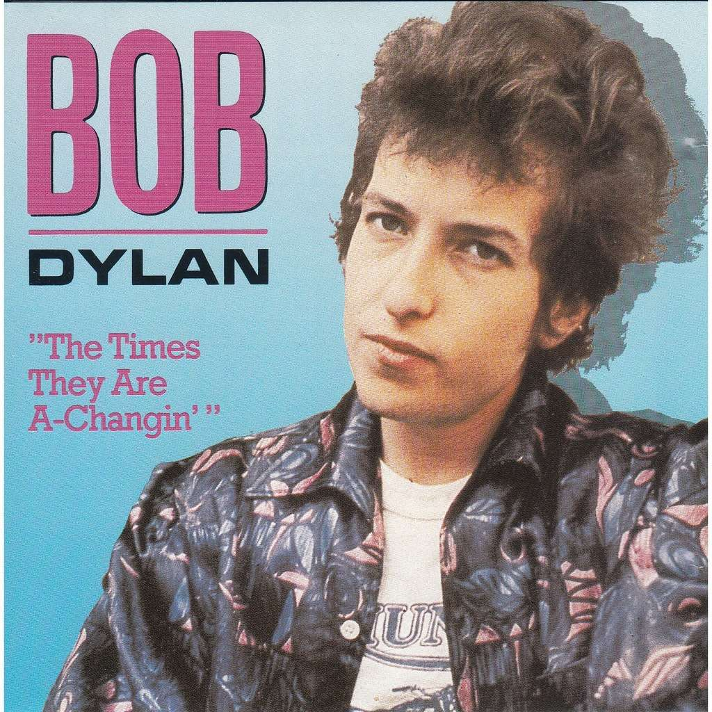 Image result for bob dylan - the times they are a changin