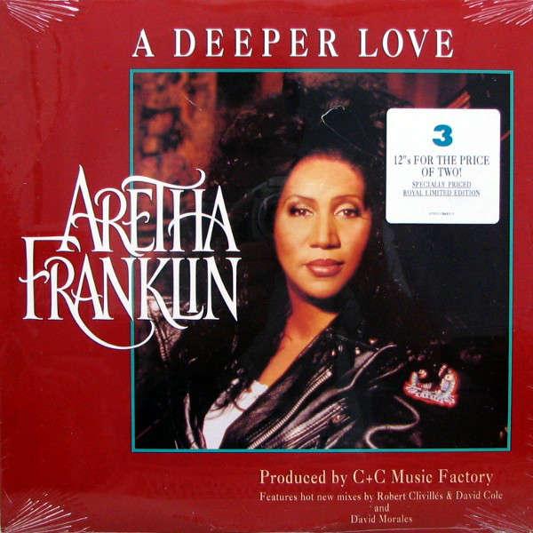 Aretha Franklin A Deeper Love