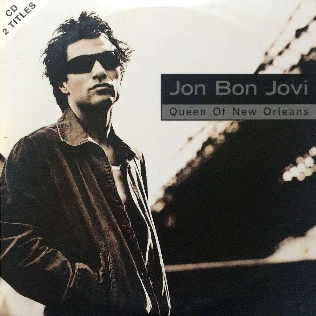 BON JOVI - QUEEN OF NEW ORLEAND (GER. PRESSING 2 TRK 1 MAXI-CD CARD SLEEVE)