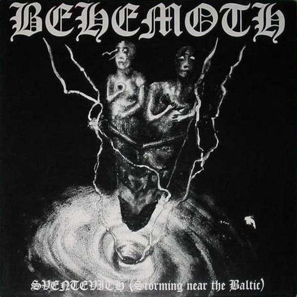 BEHEMOTH Sventevith (Storming Near The Baltic). Black Vinyl