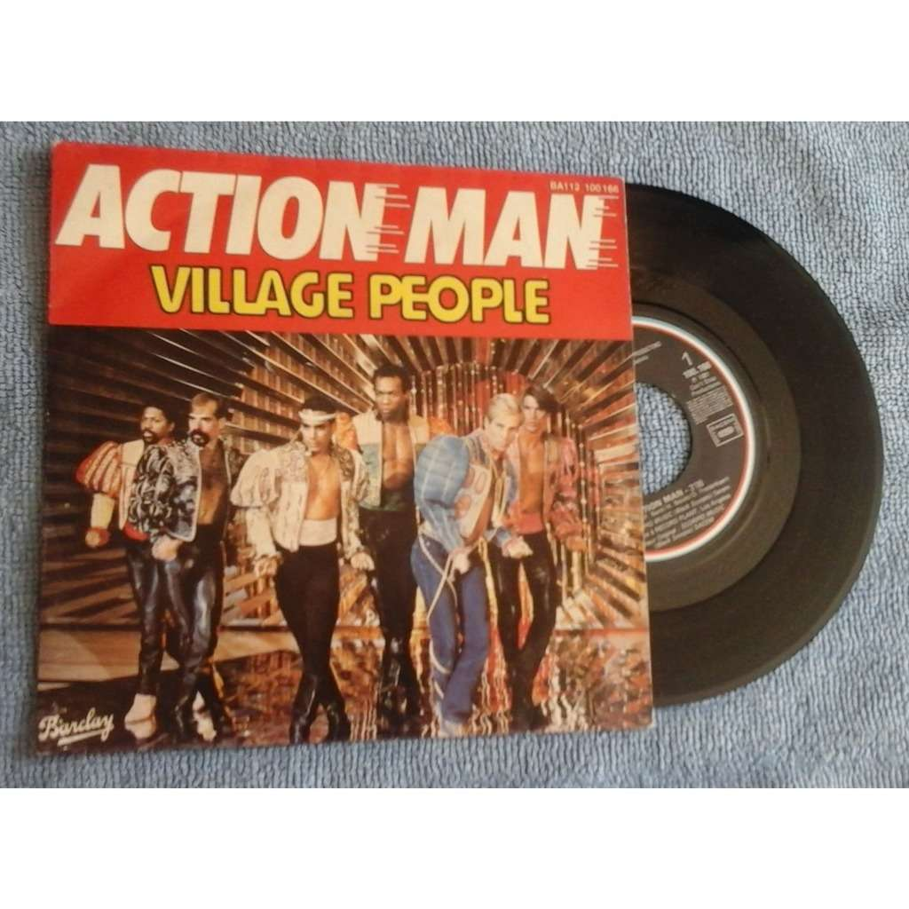 Village People Action man