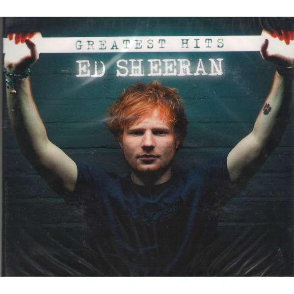 Greatest Hits By Ed Sheeran Cd X 2 With Galarog Ref