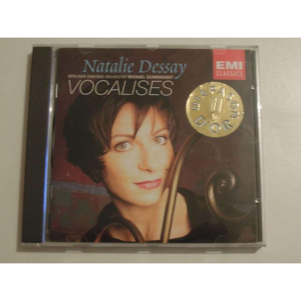 cd de vocalises