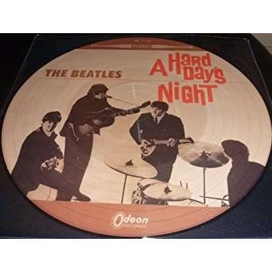 the beatles hard a day s night