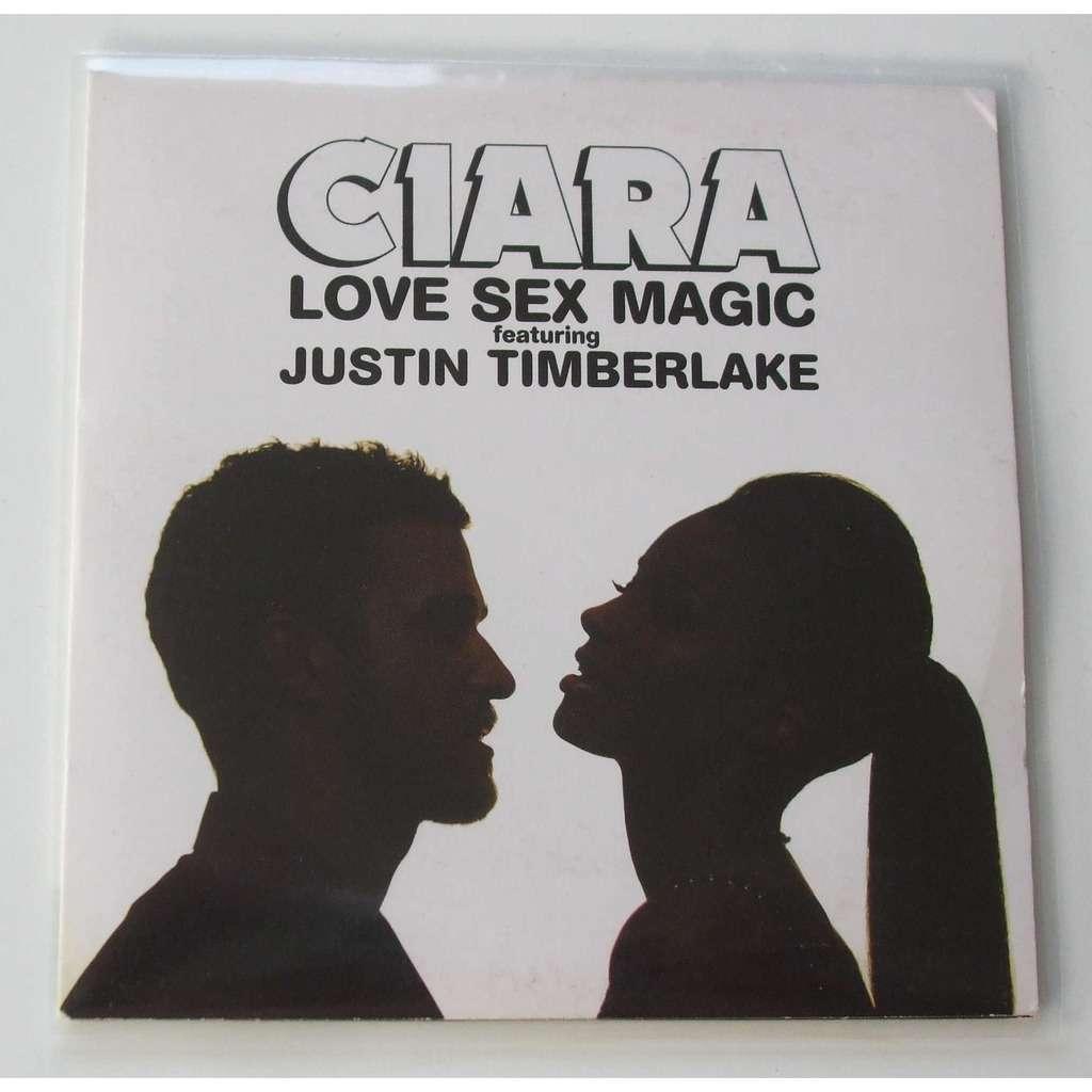 Ciara and justin timberlake love sex magic photo
