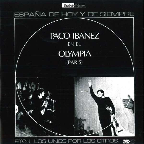 paco ibanez Paco Ibañez En El Olympia (Paris)