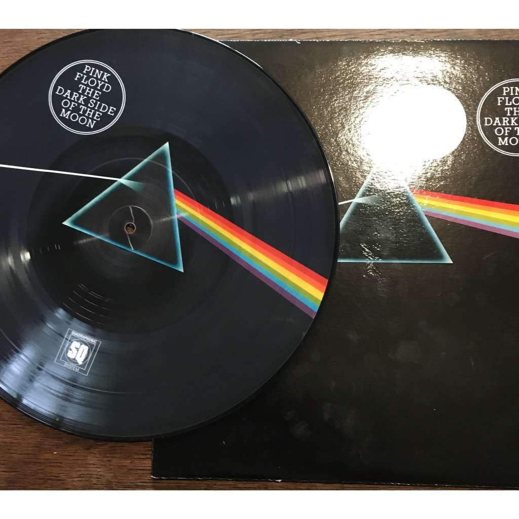 Pink Floyd Dark Side Of The Moon ( picture disque )