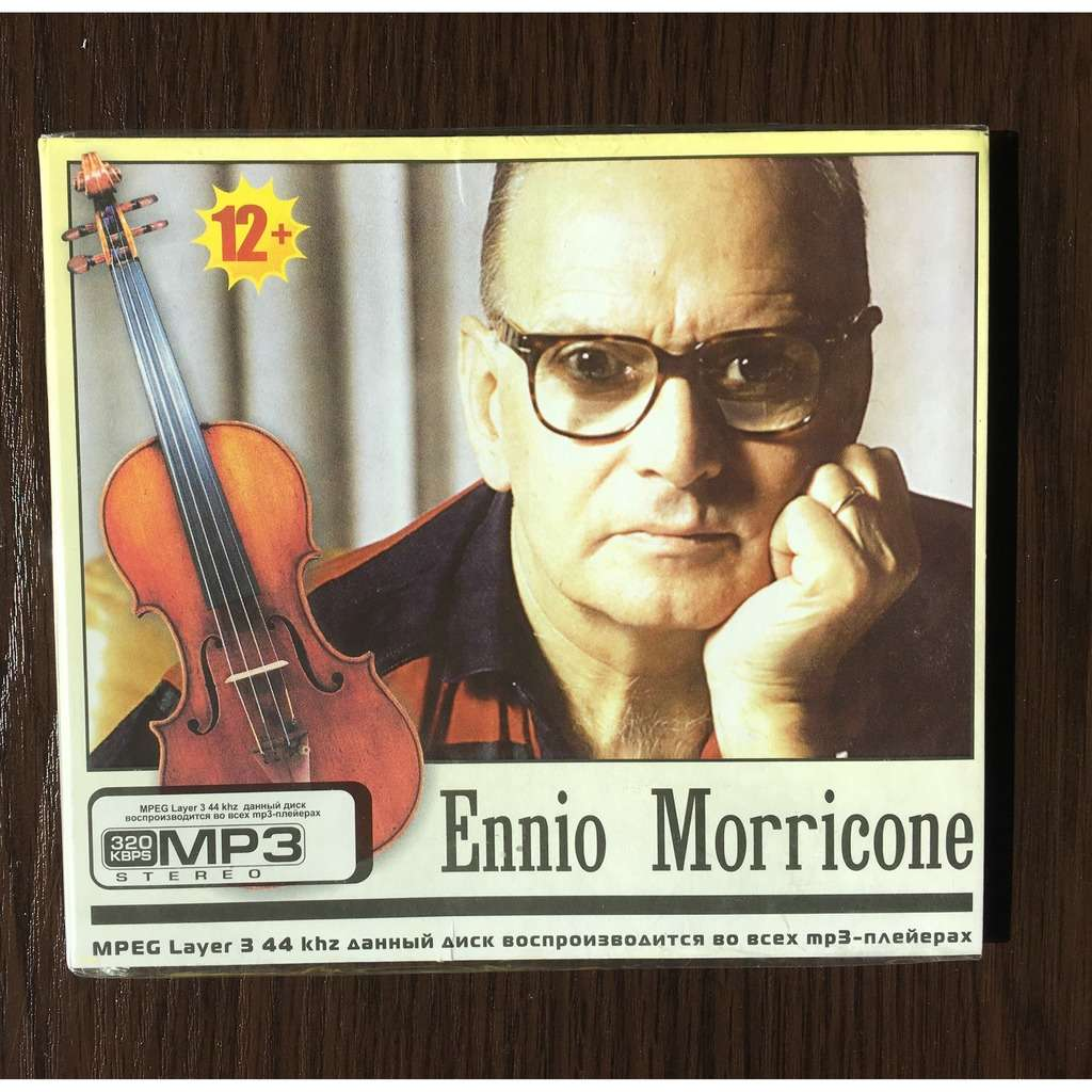 Еnnio Morriconе MP3 Collection 73 Tracks (M-Center Rec) Rus