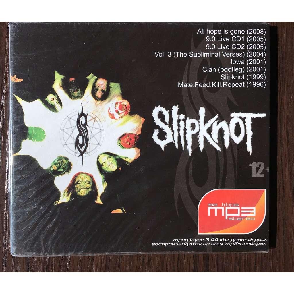 slipknot cd