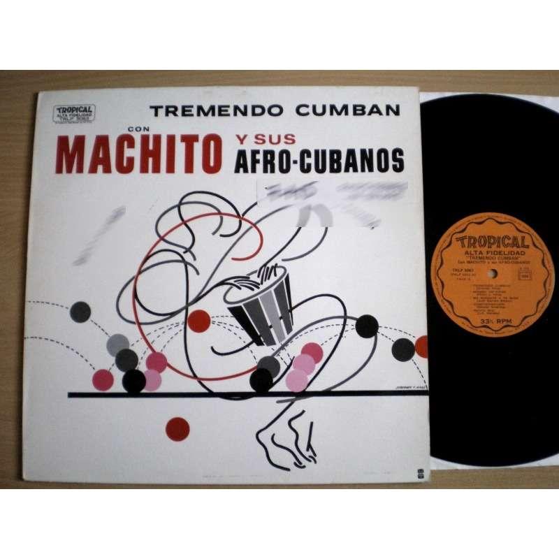 Machito y sus Afro-Cubanos Tremendo Cumban