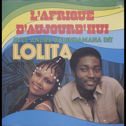 lolita (André Babindamana) l'afrique d'aujourd'hui