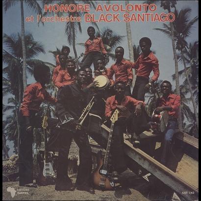 honoré avolonto et l'orchestre black santiago