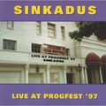 SINKADUS - LIVE AT PROGFEST '97 (2xcd) - CD x 2