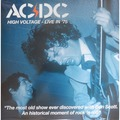 AC/DC - High Voltage - Live In '75 (2xlp) Ltd Edit Gatefold Poch -Japan - 33T x 2