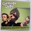 GREEN DAY - Woodstock 1994 US TV Broadcast (lp) - 33T