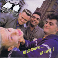 THE GUANA BATZ - Held Down .... At Last! (lp) - 33T