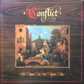 CONFLICT - It's Time To See Who's Who (lp) - 33T