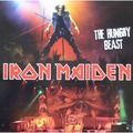 IRON MAIDEN - The Hungry Beast (lp) Ltd Edit Colour Vinyl -U.K - 33T