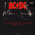AC/DC - Live At Agora Ballroom, Cleveland, August 22, 1977 (lp) - 33T