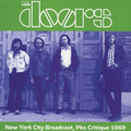 THE DOORS ‎ - New York City Broadcast, PBS Critique 1969 (lp) - LP