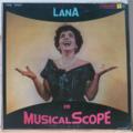 BITTENCOURT , LANA - Lana em Musicalscope - LP
