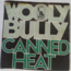 CANNED HEAT - WOOLY BULLY - 45T SP 2 titres