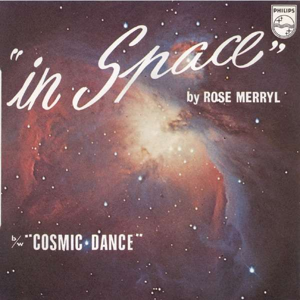 rose merryl in space / cosmic dance