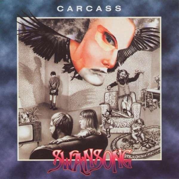 CARCASS Swansong. Dualdisc CD