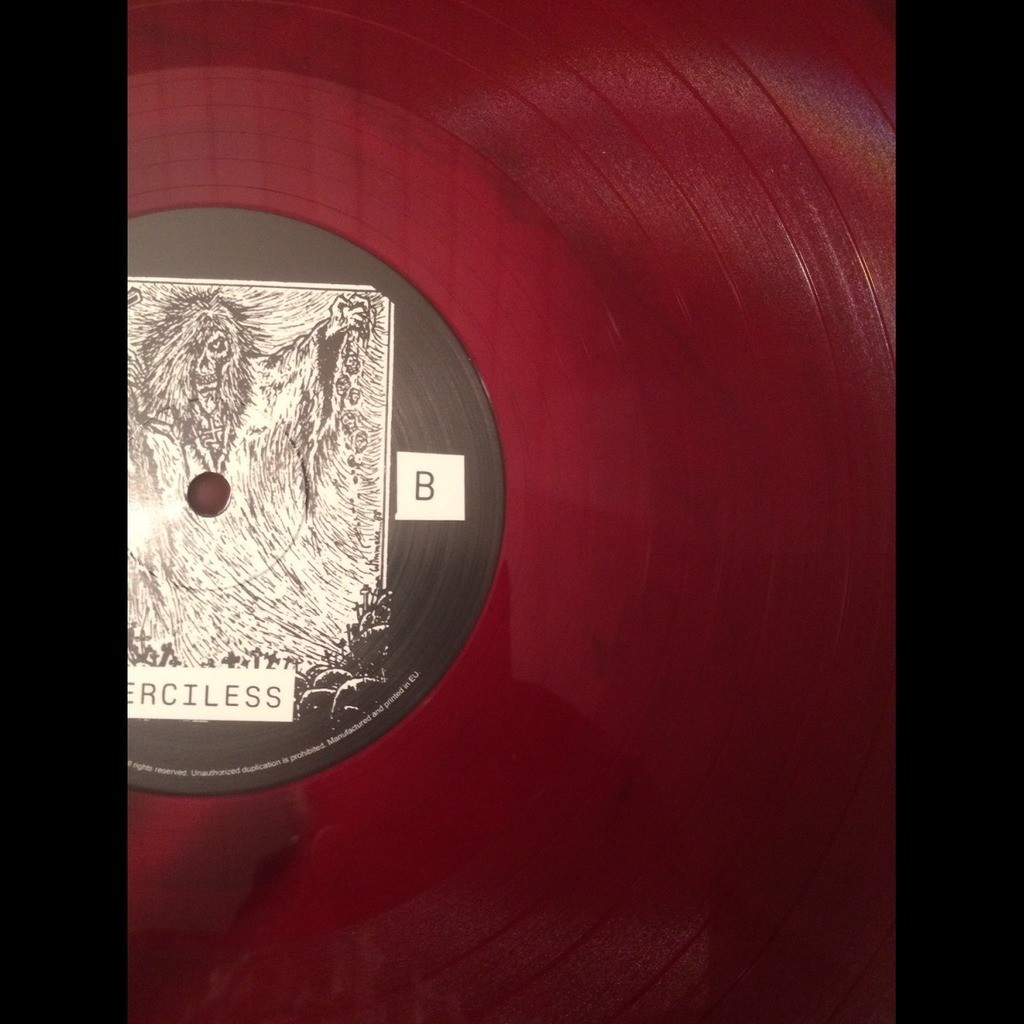 MERCILESS The Awakening. Marble Vinyl