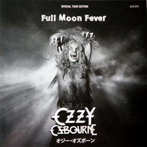 Ozzy Osbourne Full Moon Fever (2xlp) Ltd Edit Gatefold Poch With Colored Vinyl -E.U
