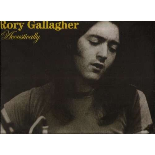 rory gallagher acoustically