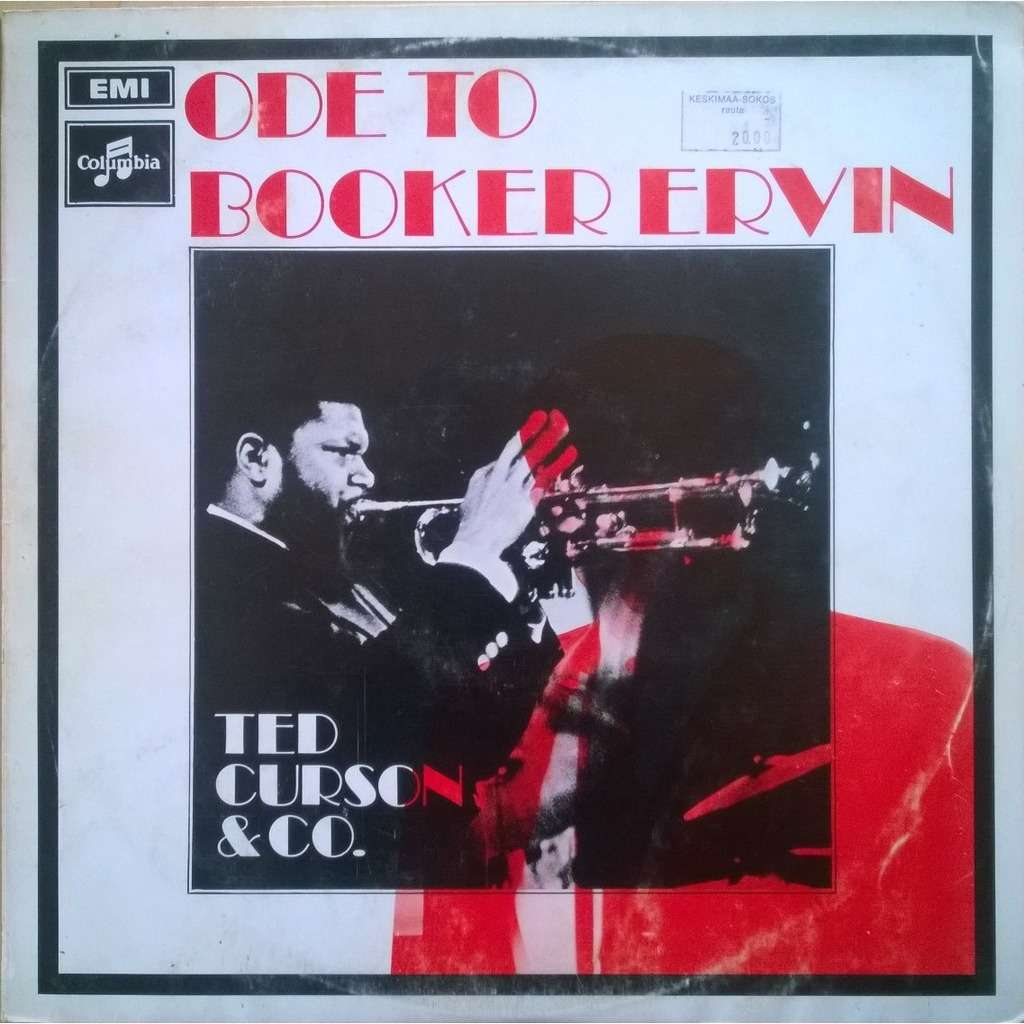 ted curson & co ode to booker ervin